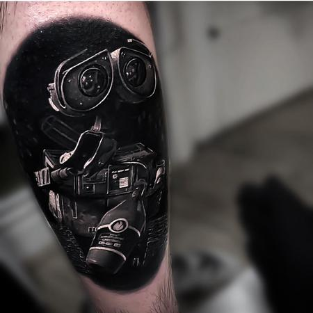 Tattoos - Robot  - 133734