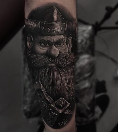 Tattoos - Viking Tattoo - 133805