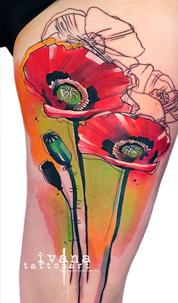 Ivana Tattoo Seminar