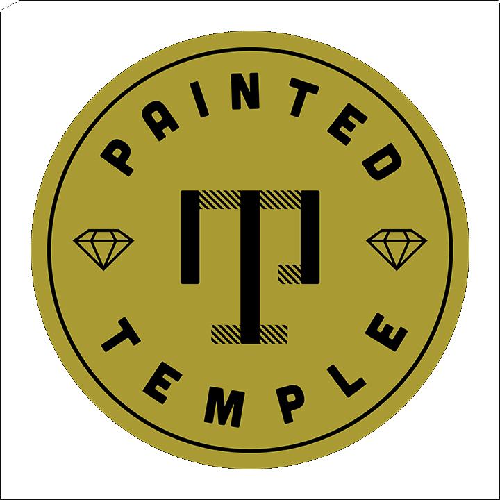 Painted Temple Tattoo - Salt Lake City Utah