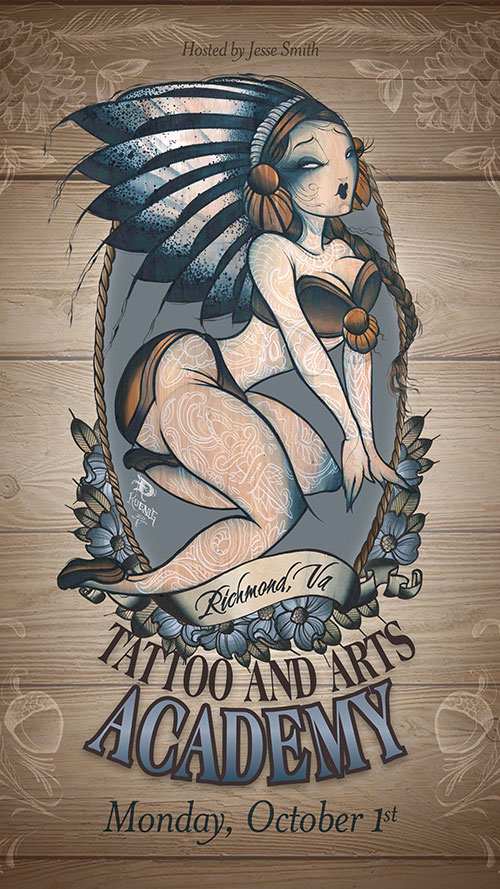 Richmond Tattoo Arts Academy