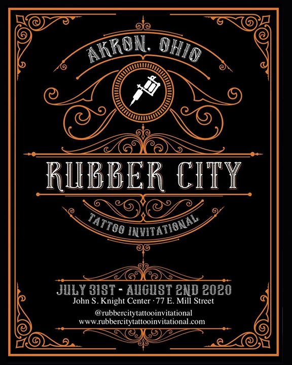 Rubber City Tattoo Invitational