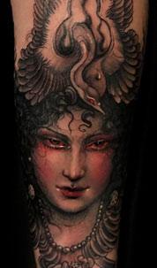 Aimee Cornwell Tattoo Seminar