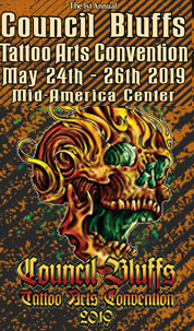 Council Bluffs Tattoo and Arts Convention