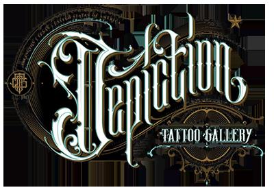 Depiction Tattoo - Texas