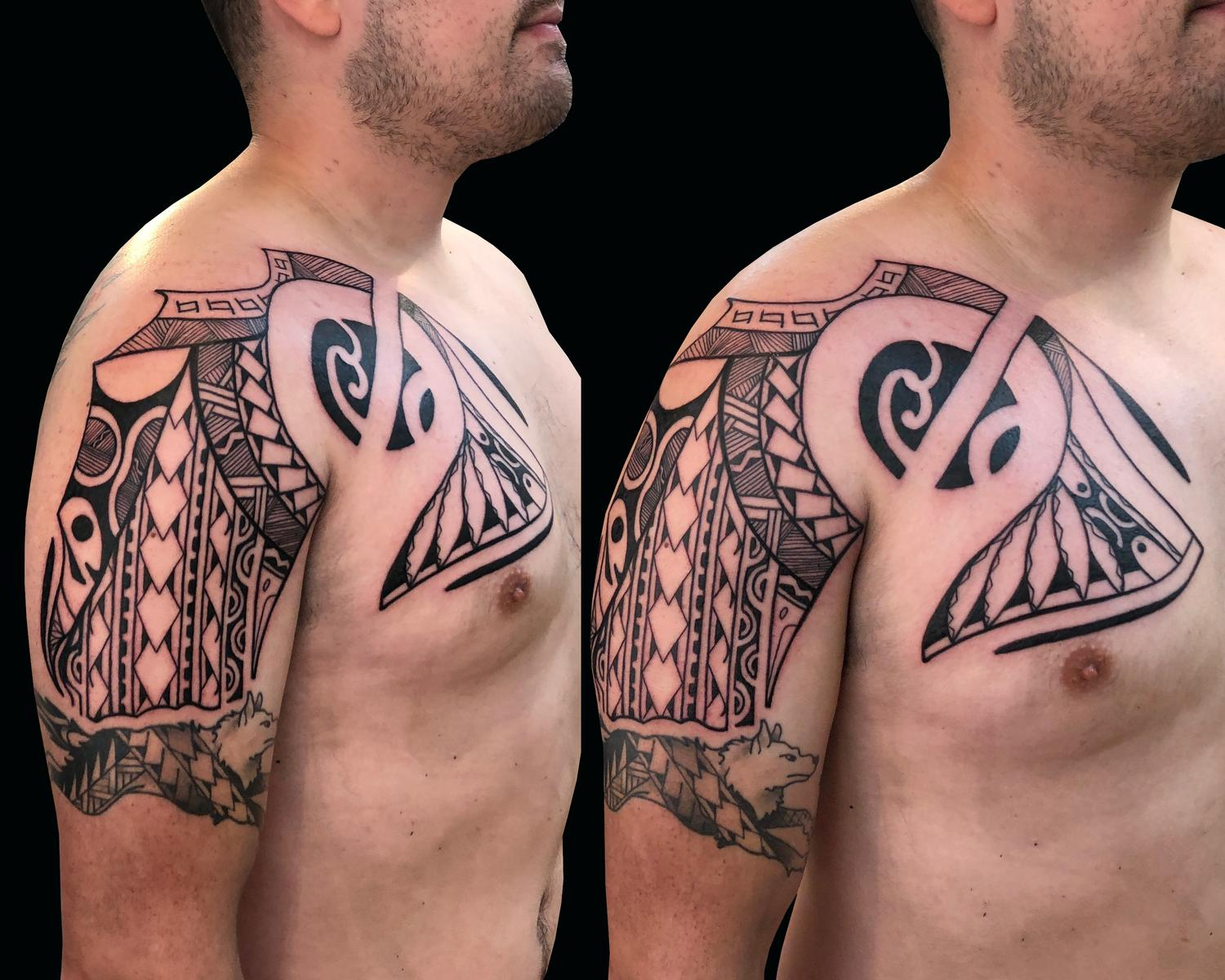 Sweet Trade Tattoo :
