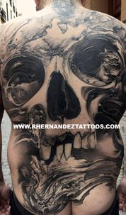 Robert Hernandez Tattoo