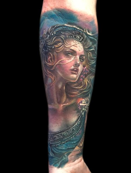 Tattoos - Aphrodite - 136089