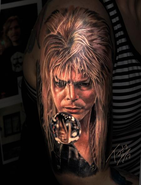 Tattoos - Jareth - 131765