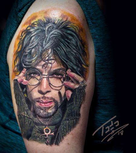 Tattoos - Prince - 132710