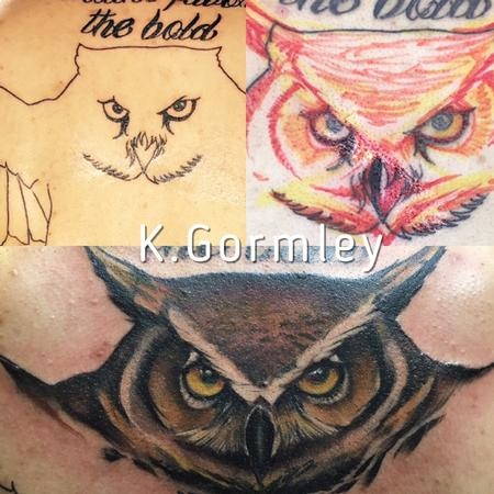 Tattoos - Save the owl - 129827