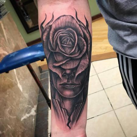 Tattoos - Original Art By Chad Pelland - 134219