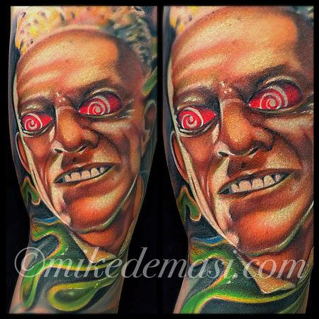 Tattoos - Judge Doom Who framed Rodger Rabbit? - 70730