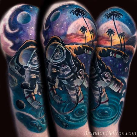 Tattoos - Space Island - 132445