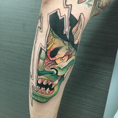 Tattoos - Work in progress  - 132152