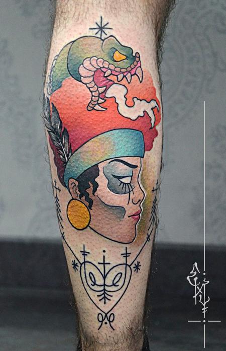 Tattoos - Voodoo - 123606