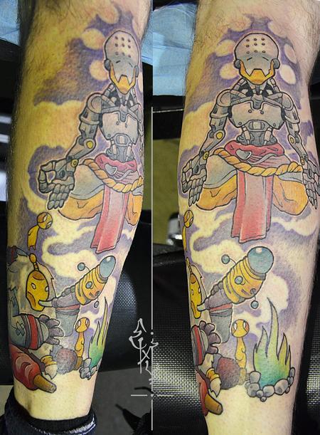 Tattoos - untitled - 123608