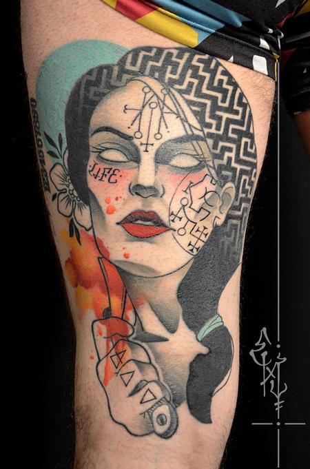 Tattoos - untitled - 123614