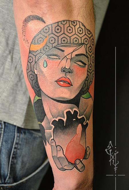 Tattoos - Have heart - 125422