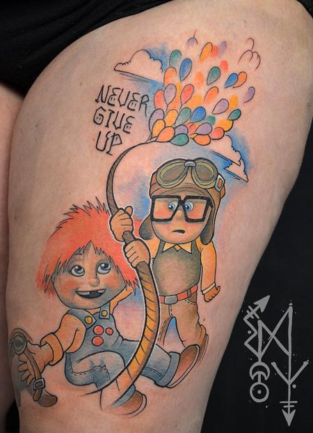 Tattoos - Up - 115063