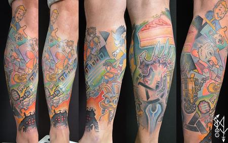 Tattoos - Geek moment - 109967