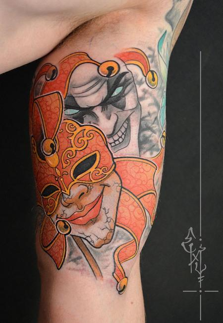 Tattoos - untitled - 121985