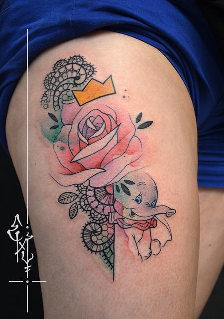 Tattoos - untitled - 121986