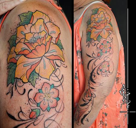 Tattoos - untitled - 122284