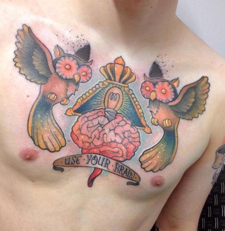 Tattoos - Knowledge - 95926