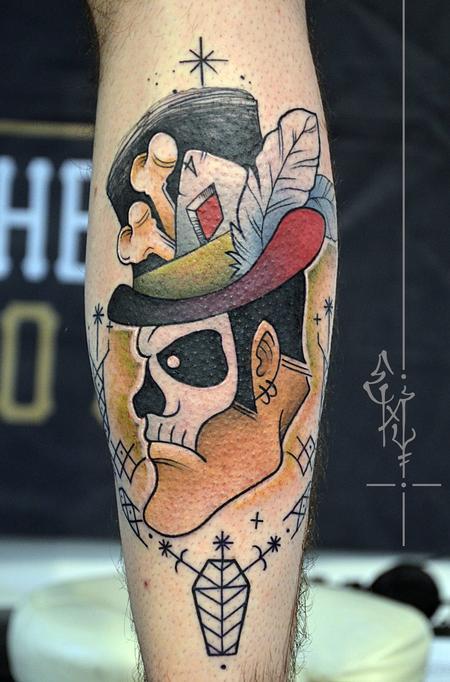 Tattoos - untitled - 122286