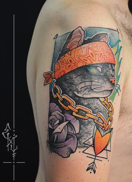 Tattoos - untitled - 122294