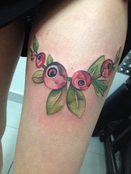Tattoos - Aquarelle - 99711