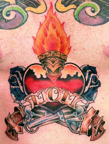 mom heart by scott lukacs tattoonow
