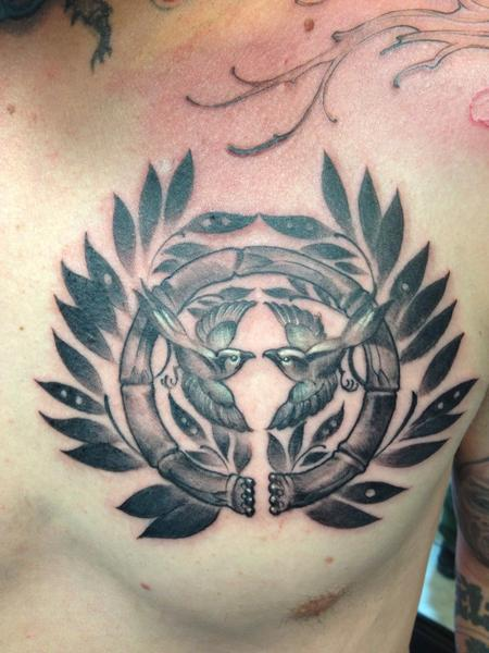 Tattoos - Sacred Date - 117483