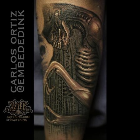 Tattoos - Giger  - 132435