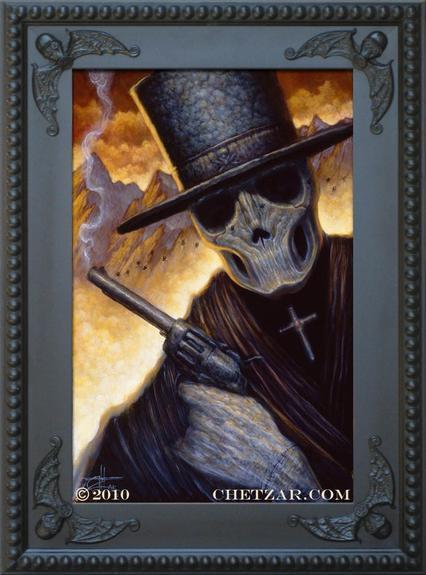 Chet Zar - Father Apocalypse