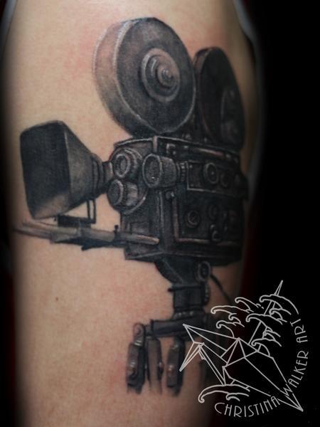 Christina Walker - Camera