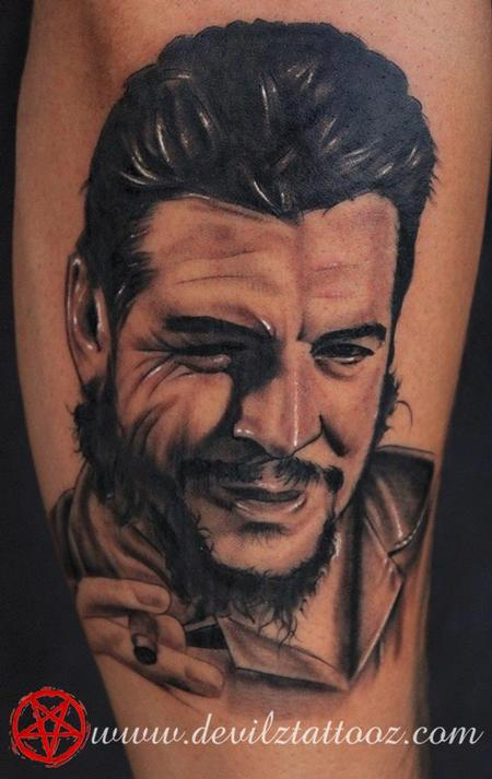 Tattoos - Che Guevara - 71501