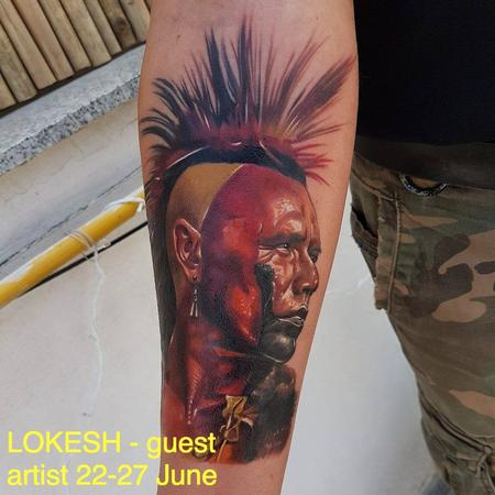 Tattoos - Native Tattoo - 133847