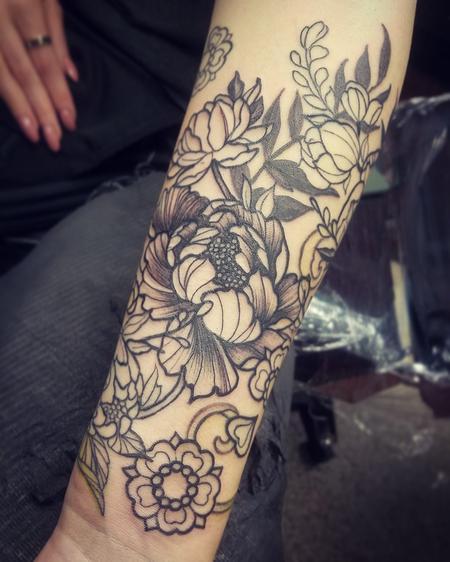 Tattoos - Alex Flowers - 132972