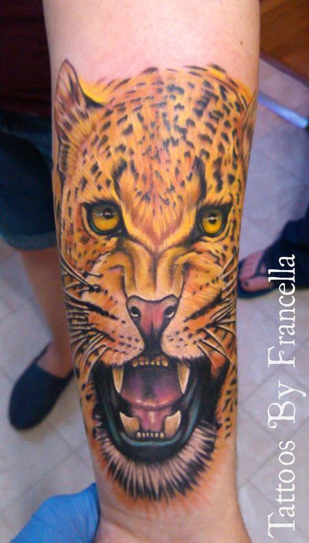 Tattoos - Jaguar - 126379