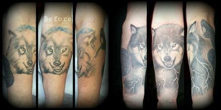 Haylo - Wolf Overhaul