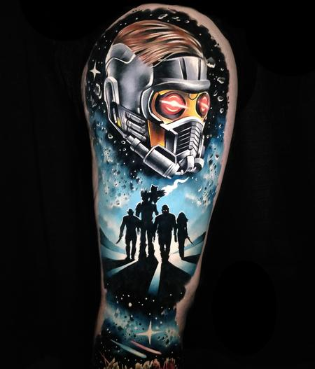 Tattoos - Star Lord - 136103