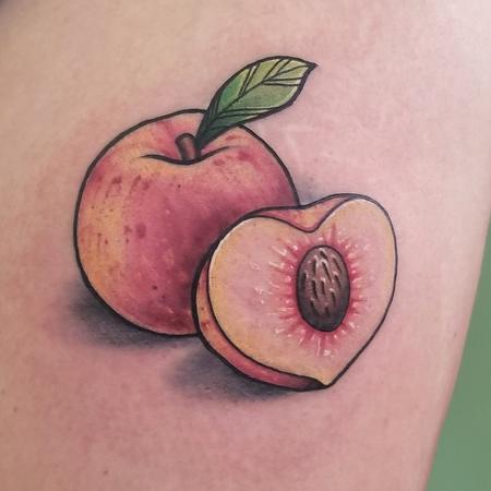 Tattoos - Peaches - 132429