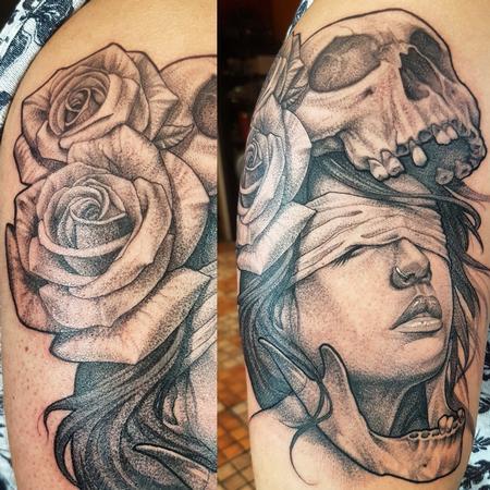 Tattoos - See no evil - 129549