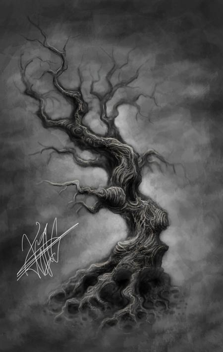 Jason Wheelwright - Desert Tree