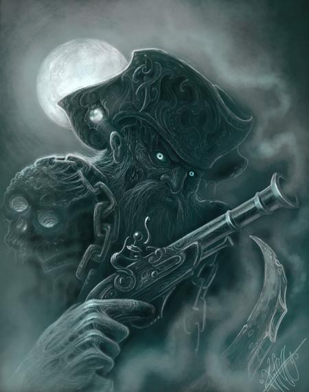 Jason Wheelwright - Spooky Gangplank