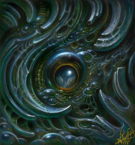 Jason Wheelwright - Fish Eye Mech
