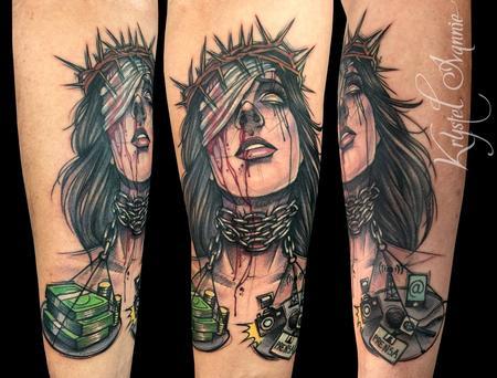 Tattoos - Justice - 128454