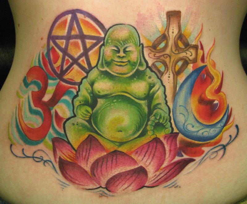 All Religion Symbols By Kristel Oreto Tattoonow